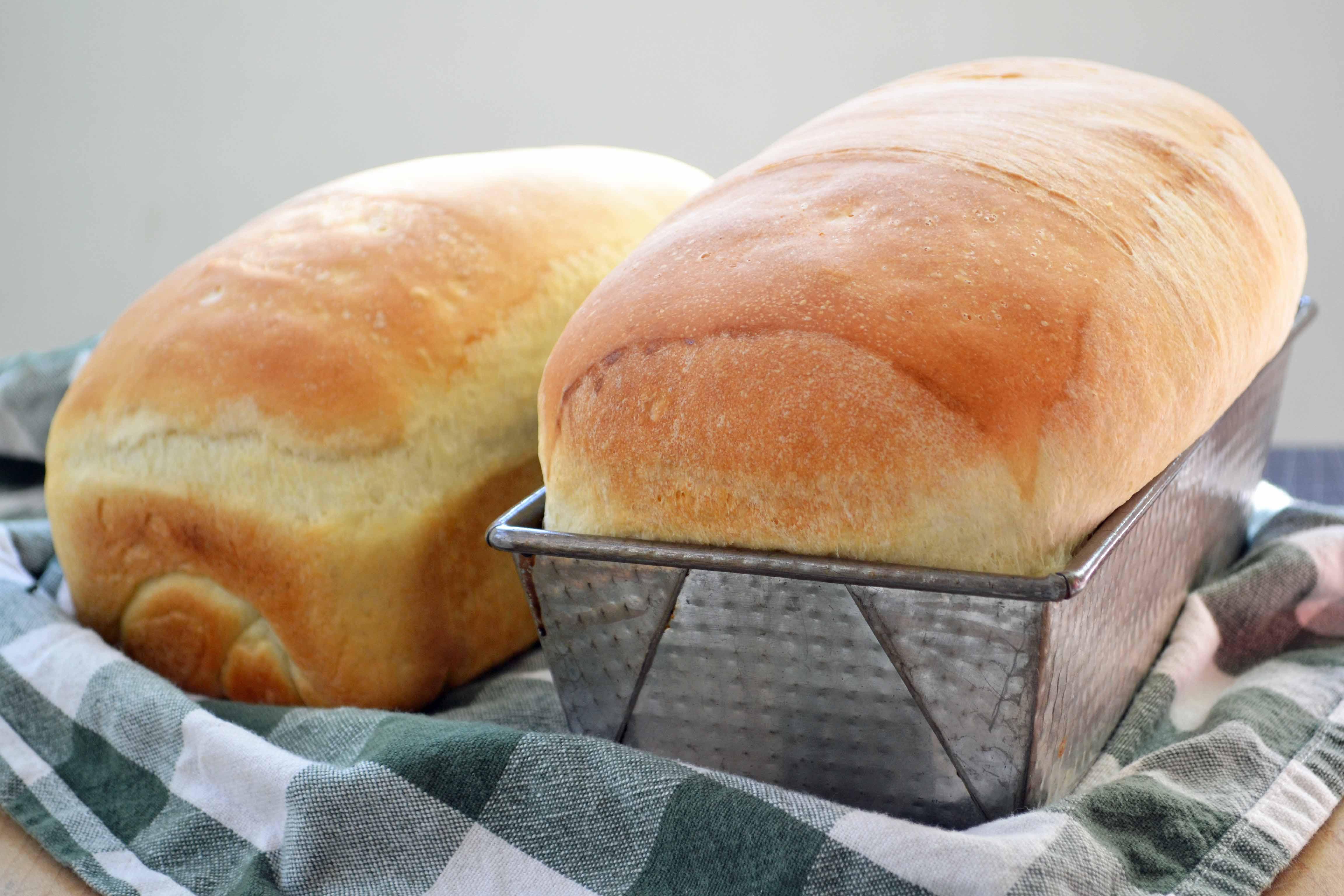 Bread Maker Recipe  fluffy white bread machine recipe