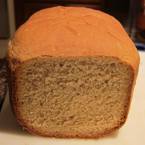 Bread Maker Recipe  Soft White Sandwich Bread Recipe For Bread Machine