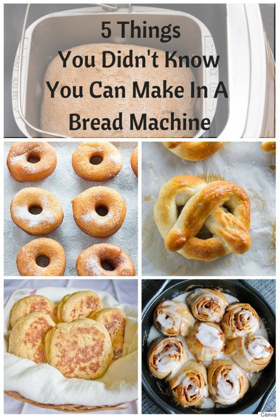 Bread Maker Recipes  Bread Machine Recipes That Will Change The Way You Use