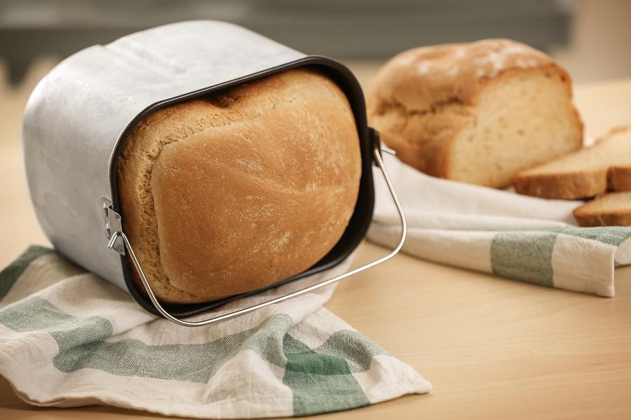 Bread Maker Recipes  White Bread Machine Recipe