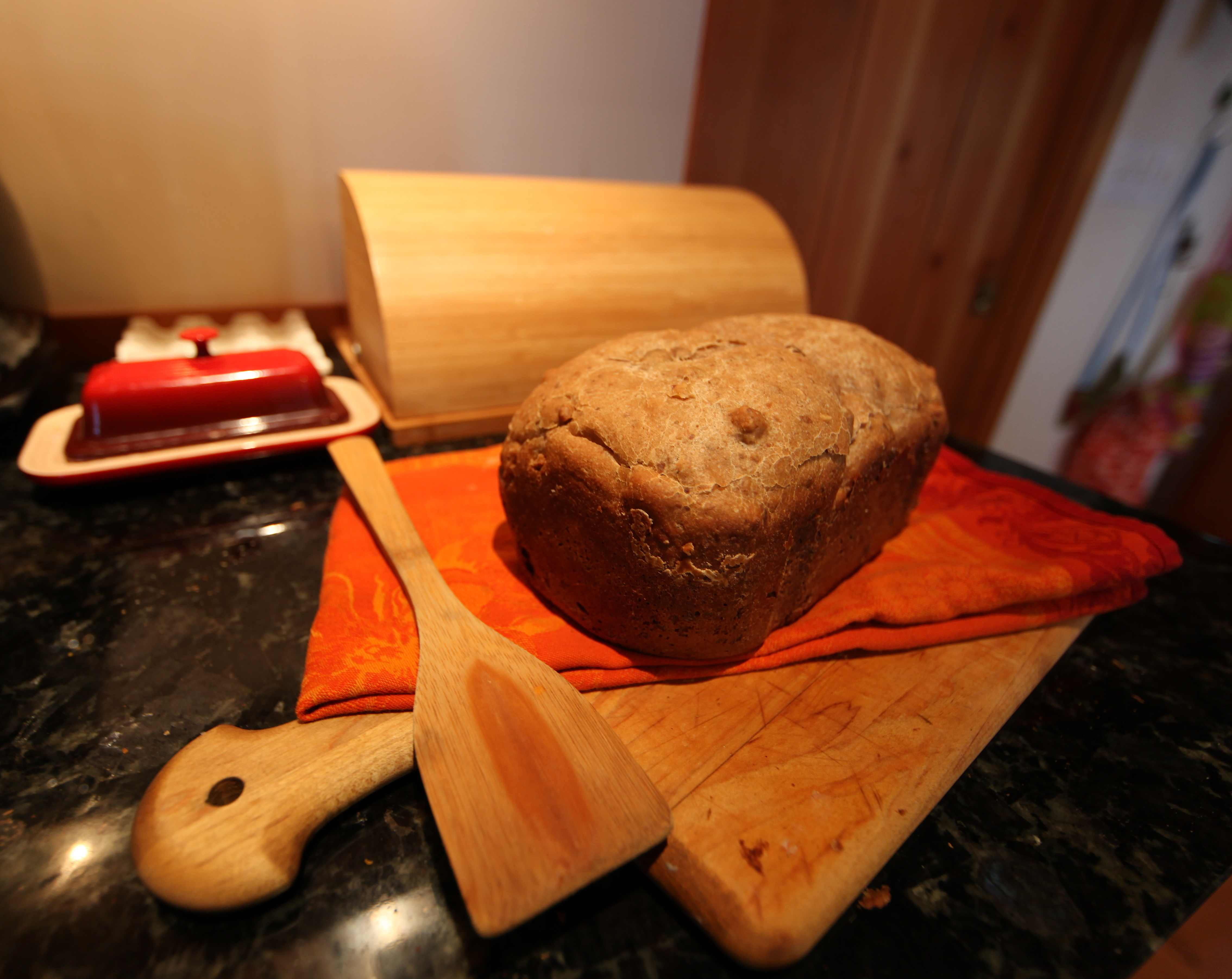 Bread Maker Recipes  The Breadmaker Bread Recipe That Changed Our Lives