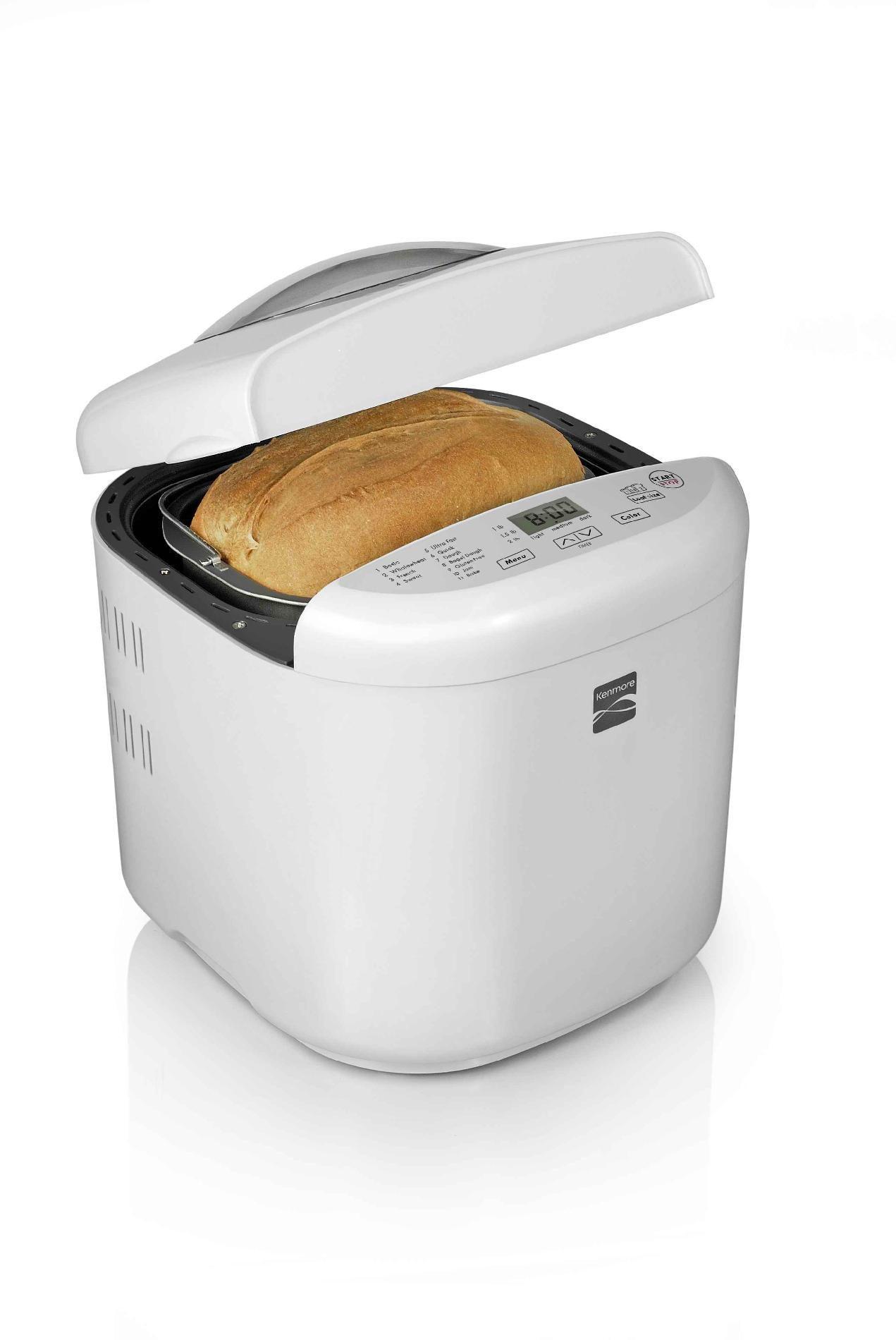Bread Making Machine  Kenmore 2LB Bread Maker
