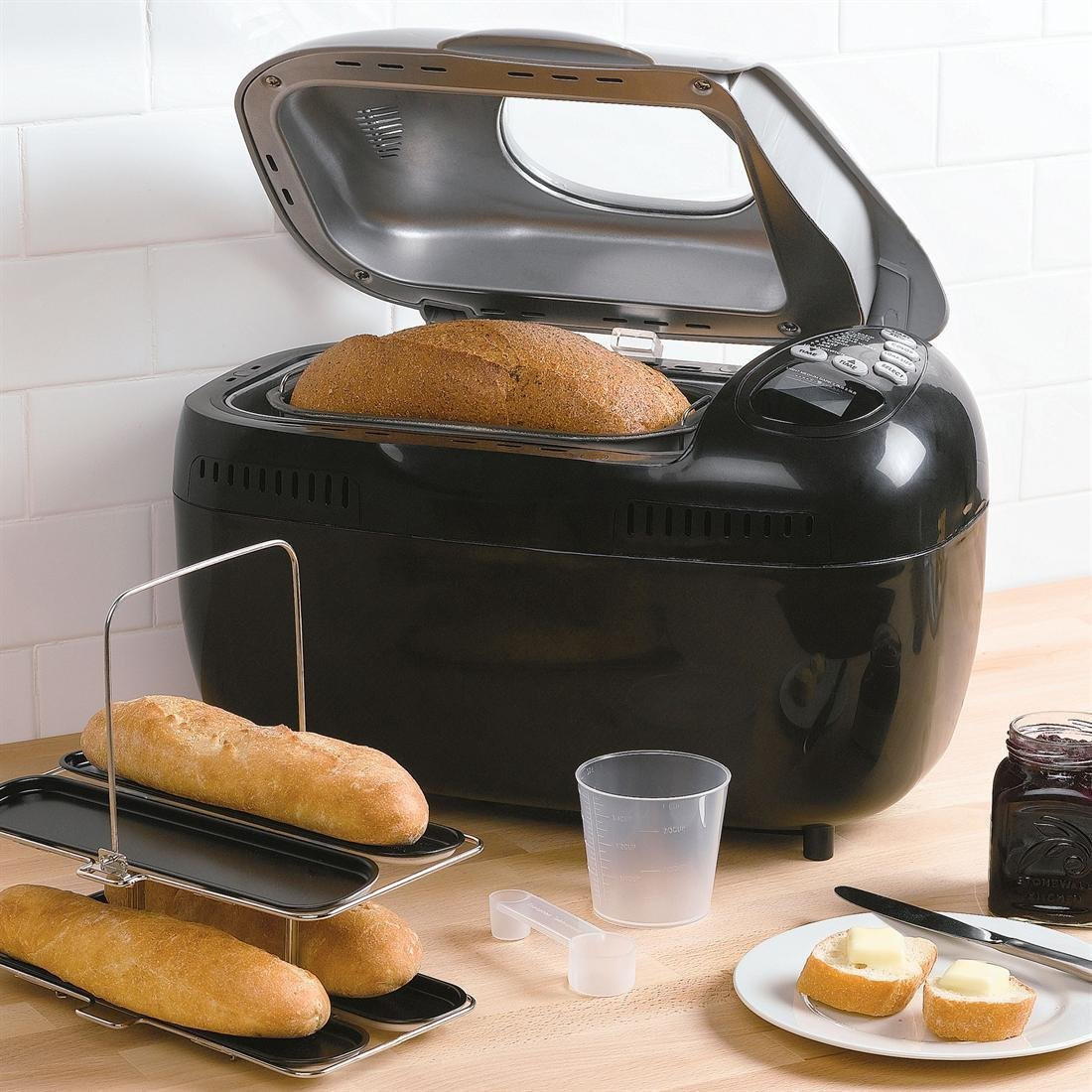 Bread Making Machine  All you need to know about the best bread maker machines