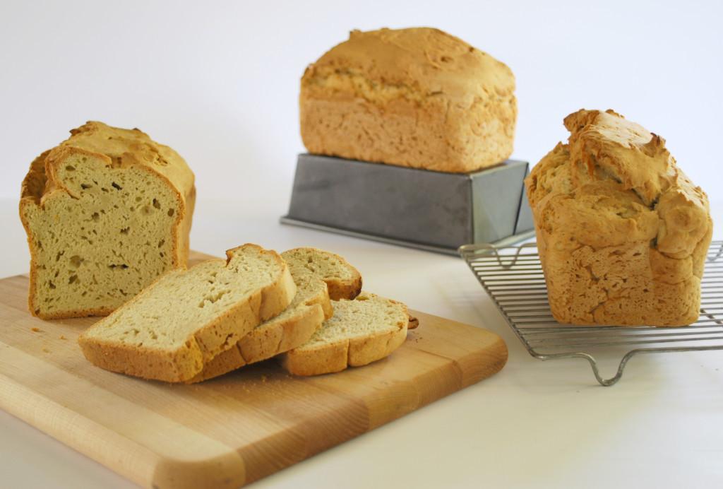 Bread Recipe With Yeast  yeast free bread recipe