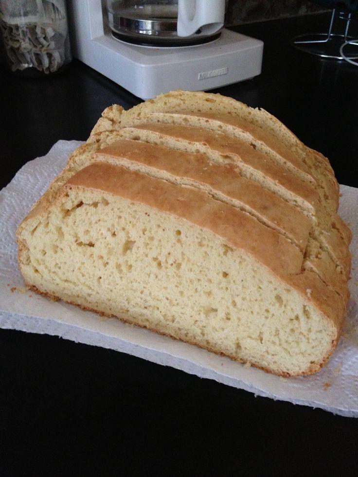 Bread Recipe With Yeast  easy bread recipe no yeast no baking powder