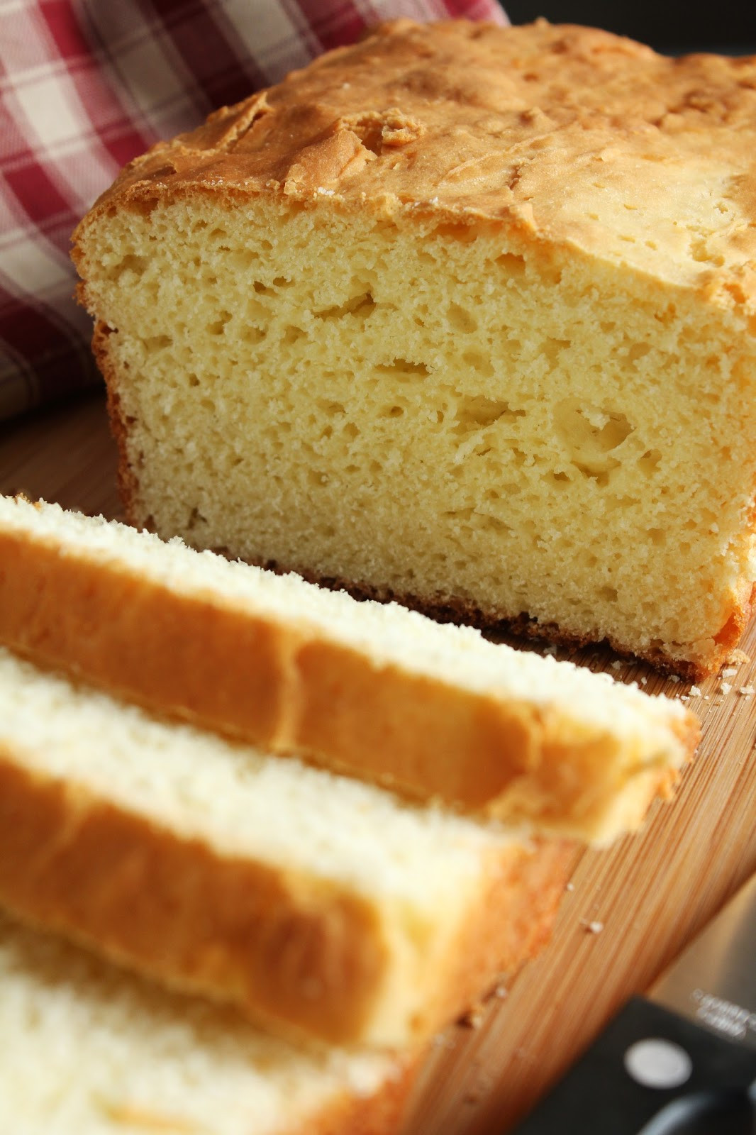 Bread Recipe With Yeast  White Rice Flour Yeast Bread Gluten Free Low Fructose