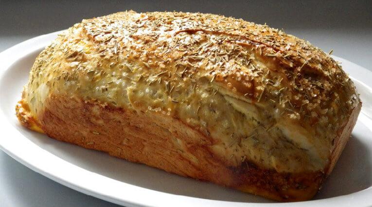 Bread Recipes For Bread Machine  Potato Rosemary Bread
