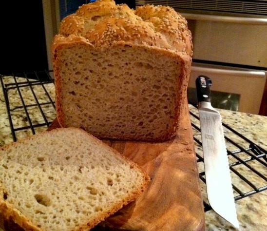 Bread Recipes For Bread Machine  gluten free rice bread recipe for bread machine