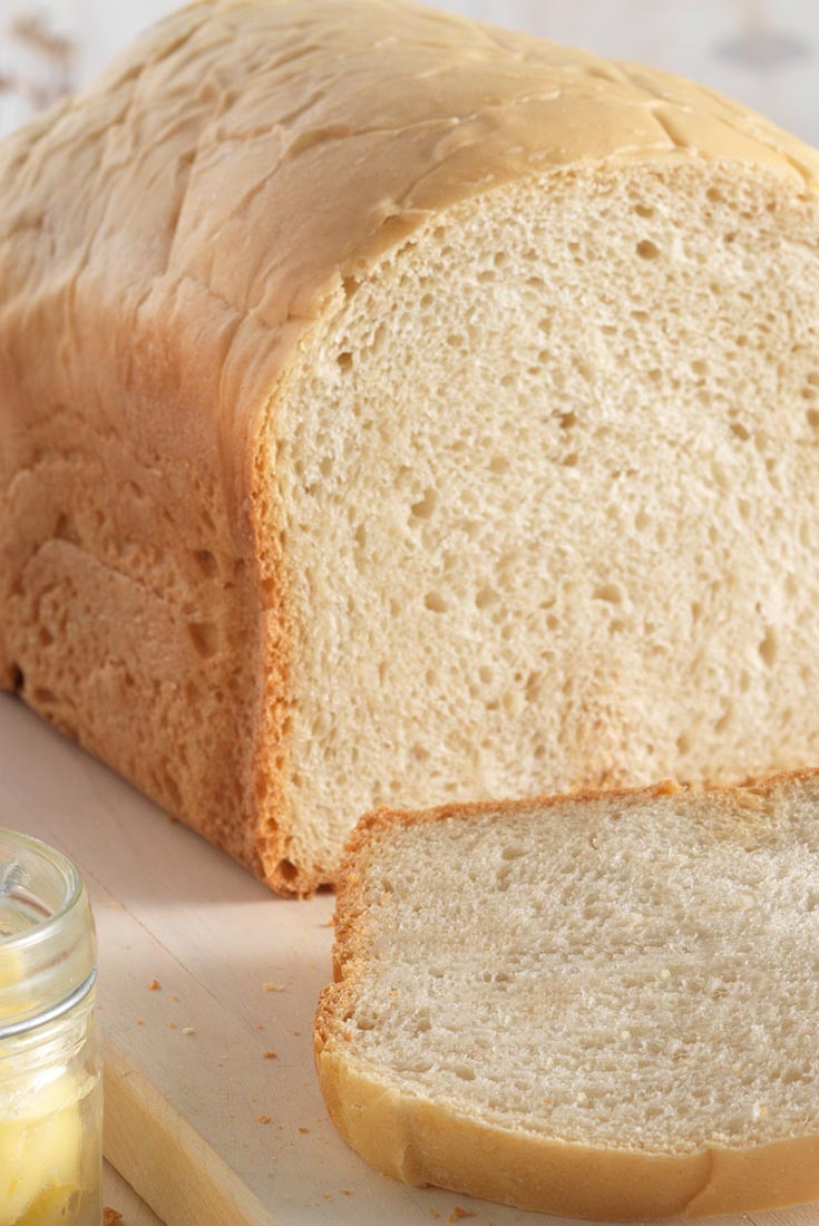 Bread Recipes For Bread Machine  Bread Machine Sourdough Bread Recipe