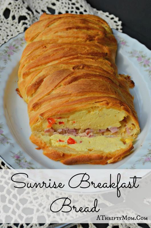 Bread Recipes For Breakfast  easy healthy breakfast bread recipes