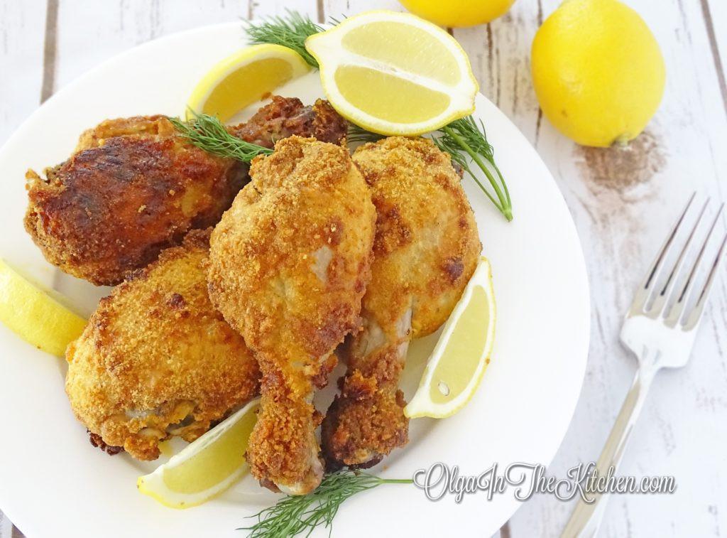 Breaded Baked Chicken  Breaded Baked Chicken Drumsticks