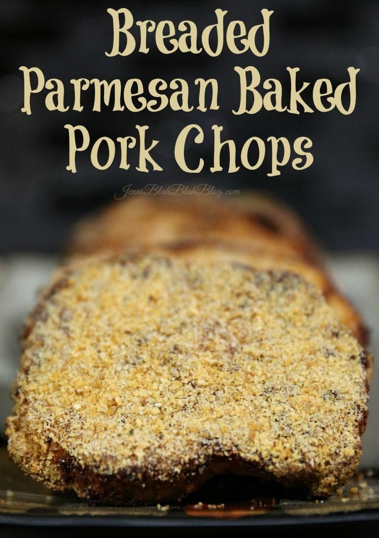 Breaded Baked Pork Chops  Breaded Parnassian Baked Pork Chops