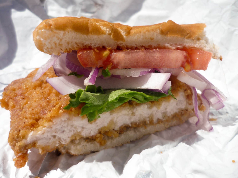 Breaded Pork Tenderloin  The Best Breaded Pork Tenderloin Sandwiches in the Midwest