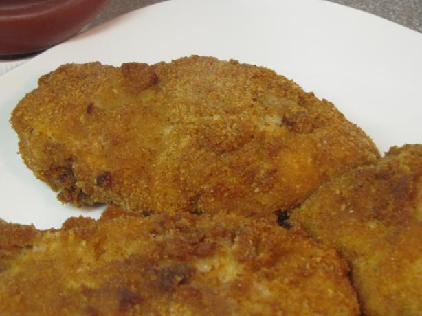 Breaded Pork Tenderloin  Fried Breaded Pork Tenderloin Recipe Food