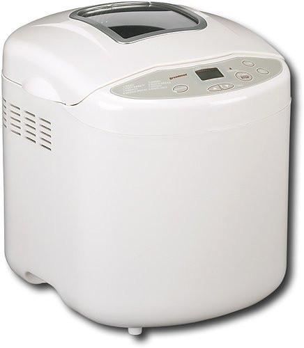 Breadman Bread Machine  Breadman Horizontal Electric Bread Maker TR520 Best Buy