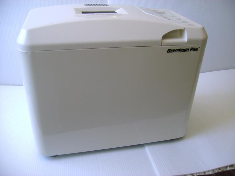 Breadman Bread Machine  Breadman Plus TR777C 2 Lb Capacity White Bread Maker
