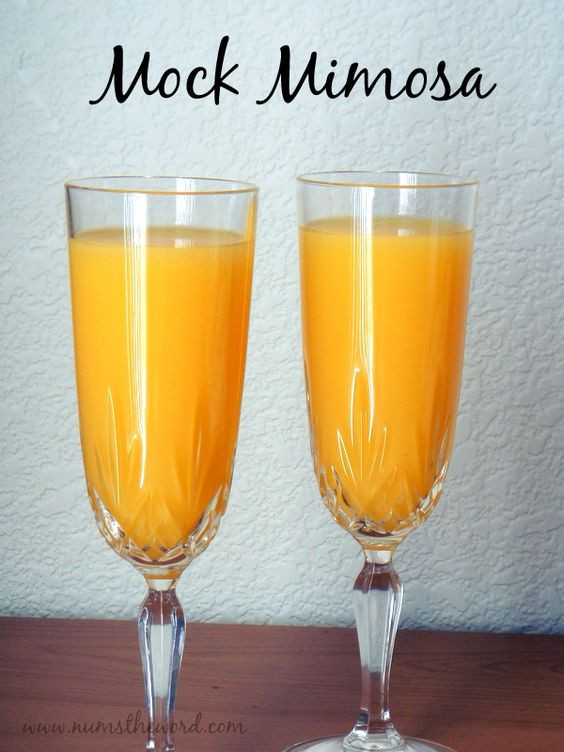 Breakfast Alcoholic Drinks  Alcohol free The words and Beverages on Pinterest