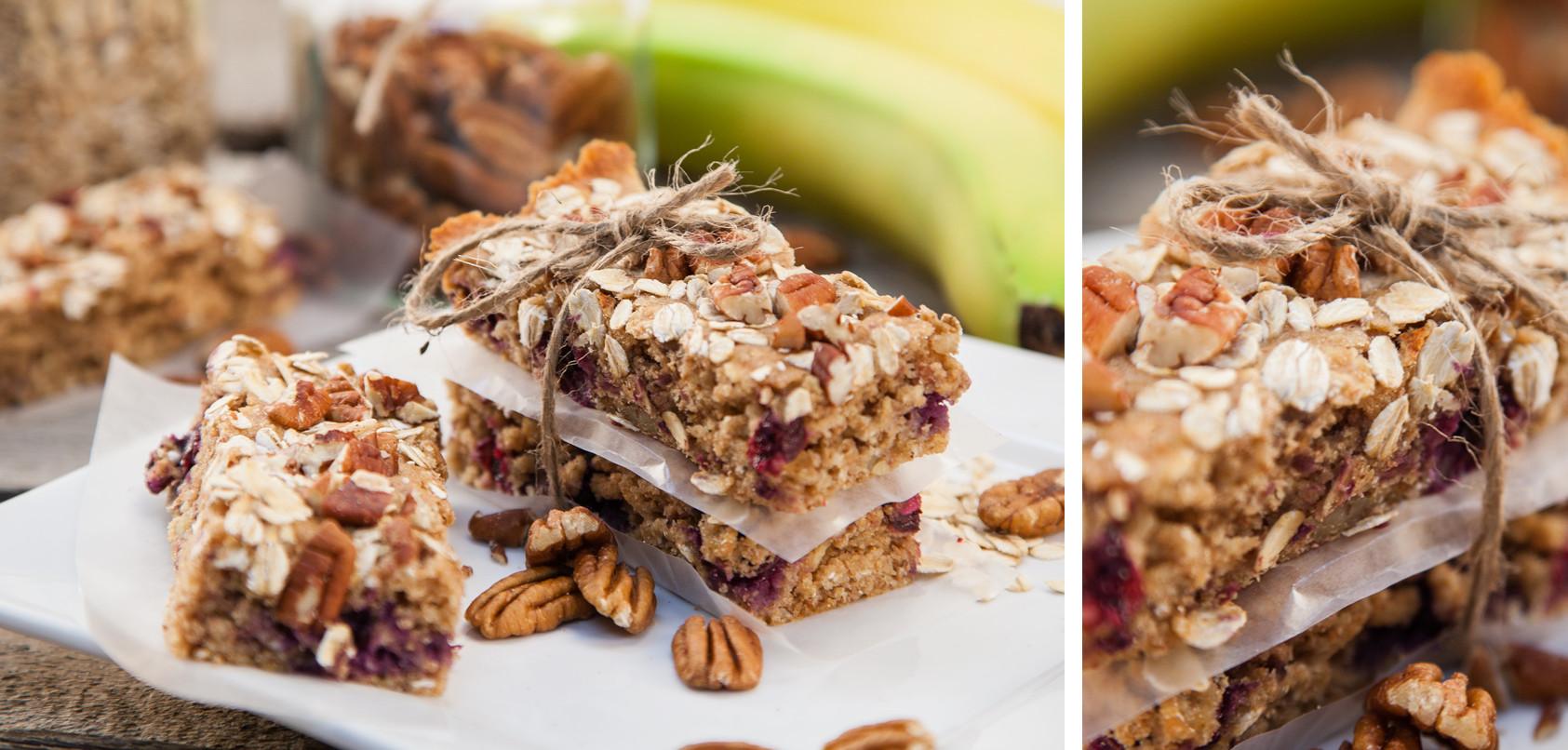Breakfast Bar Recipes  Blueberry Breakfast Bars [Recipe of the Week]