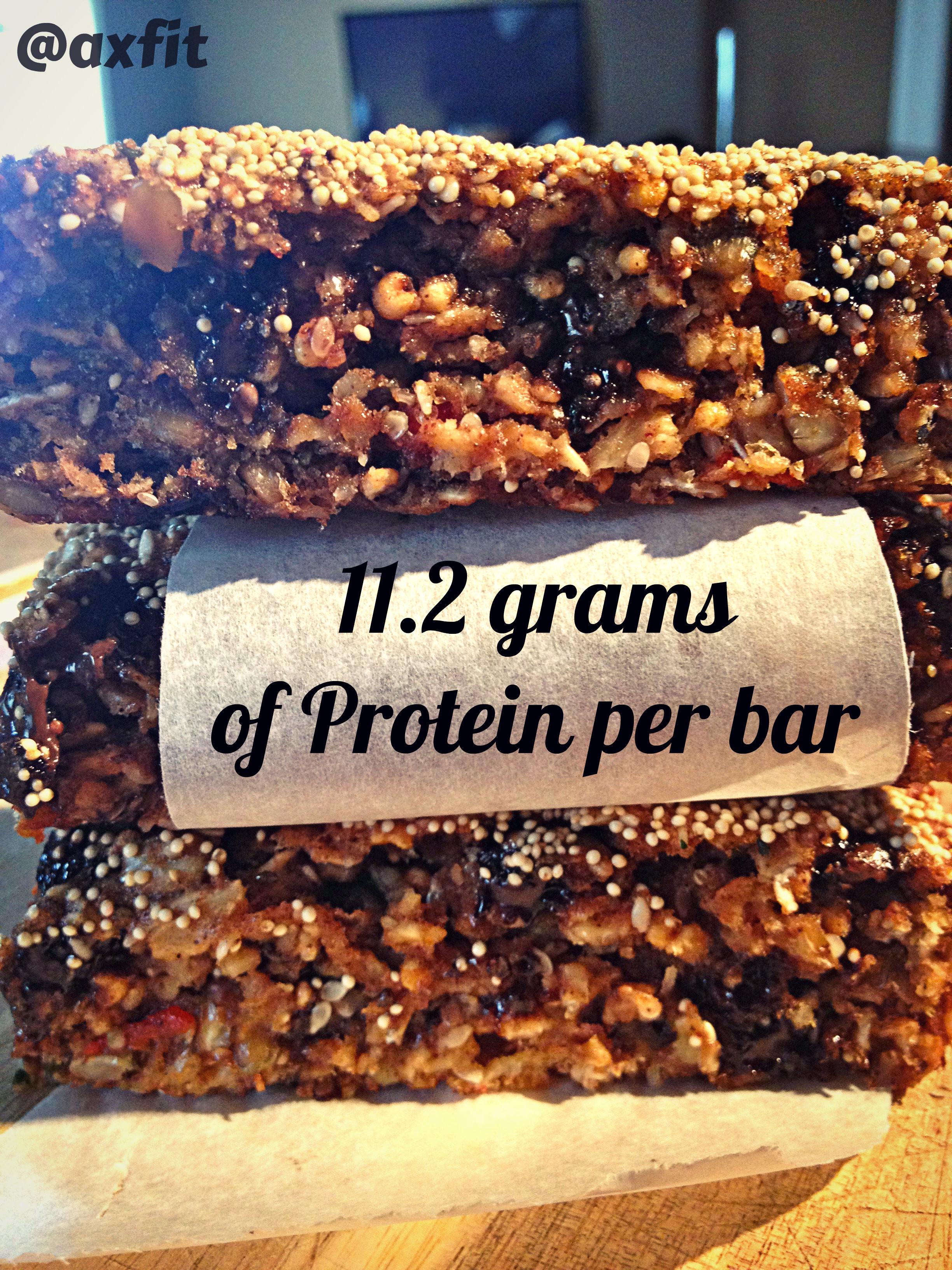 Breakfast Bars Recipe  Healthy Breakfast Bar Recipe Goji Berries & Hight