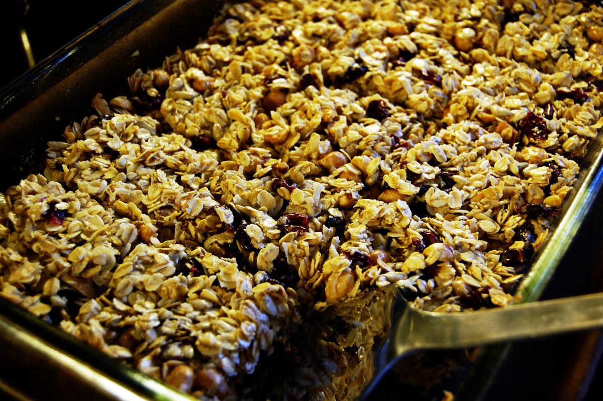 Breakfast Bars Recipes  Energy Sustaining Breakfast Bars