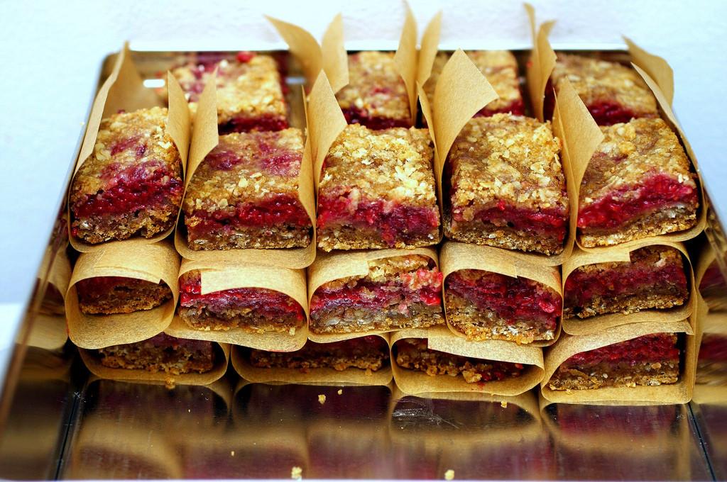 Breakfast Bars Recipes  raspberry breakfast bars – smitten kitchen