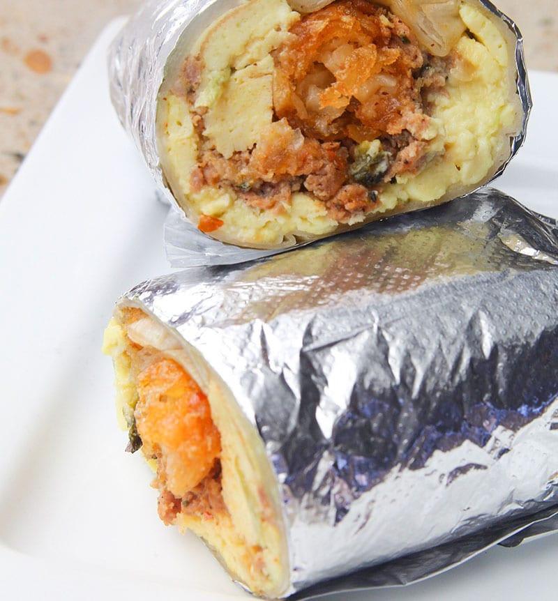 Breakfast Burritos Boulder Centro Mexican Kitchen