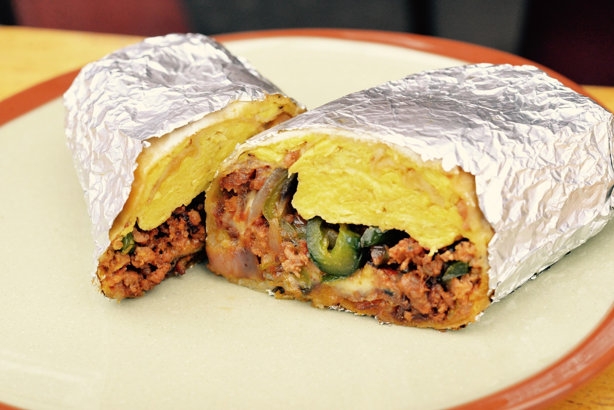 Breakfast Burritos Boulder Baur s the Fort and Centro Latin Kitchen A March Menu