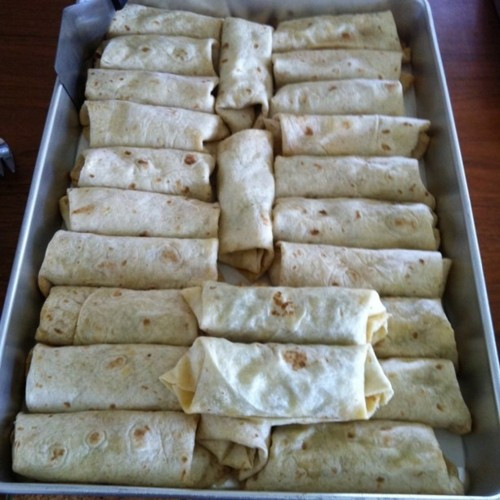 Breakfast Burritos For A Crowd  Deb s Lunch … and dinner and breakfast too › Breakfast