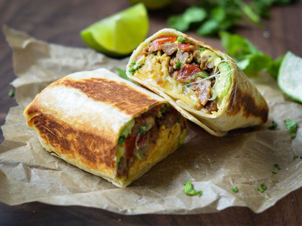 Breakfast Burritos Recipe  Breakfast Burritos ce Upon a Chef