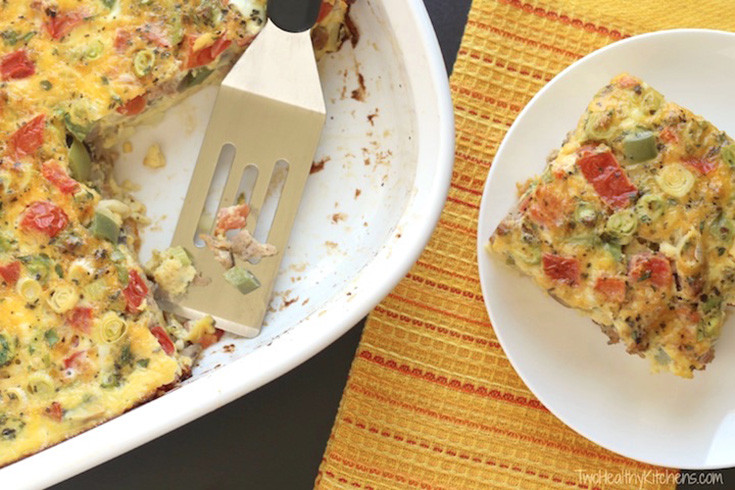 Breakfast Casserole No Bread  28 Egg Recipes For Any Time of the Day Dr Axe