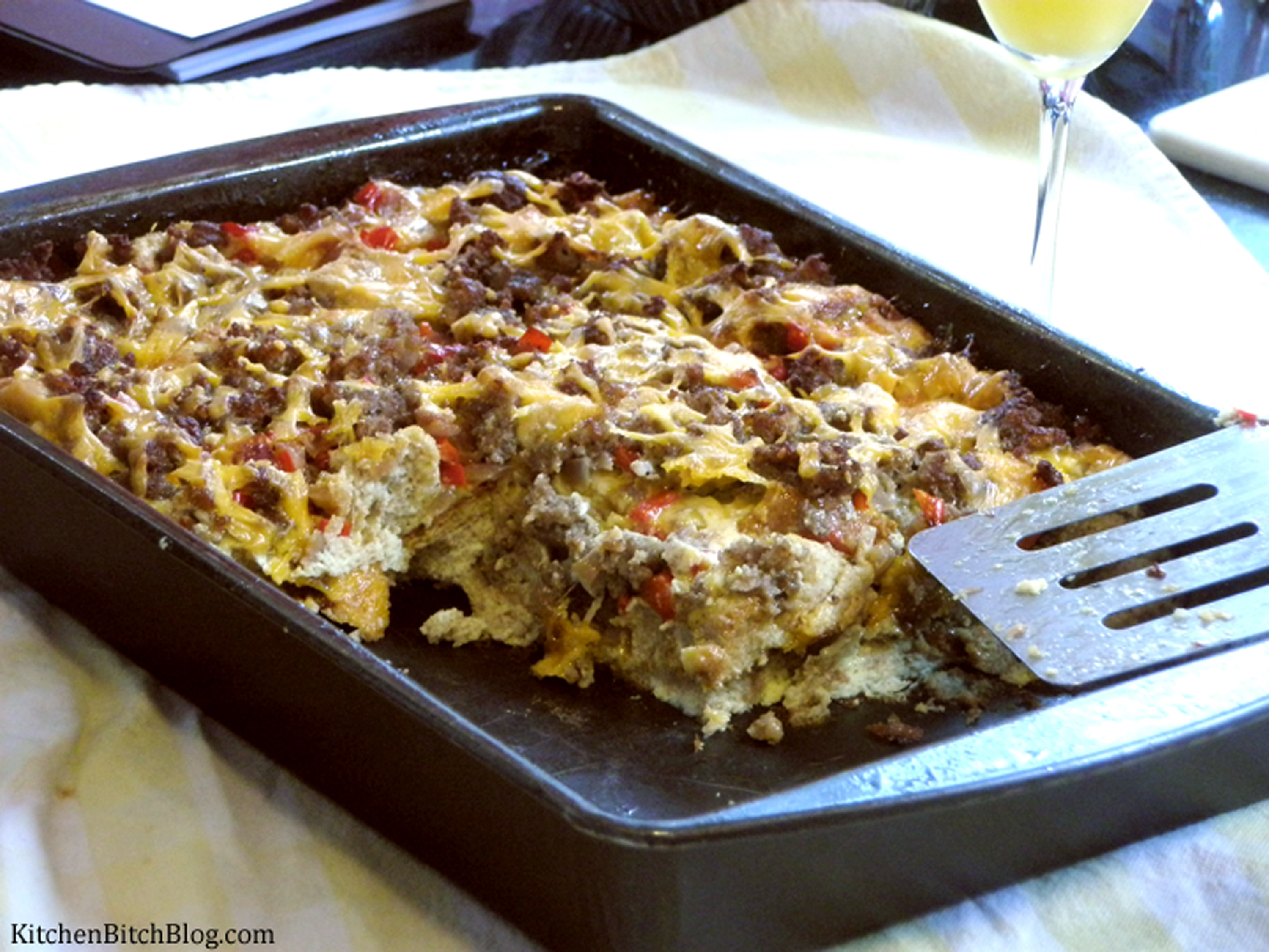 Breakfast Casserole Recipes With Sausage  Man Meals Sausage Breakfast Casserole