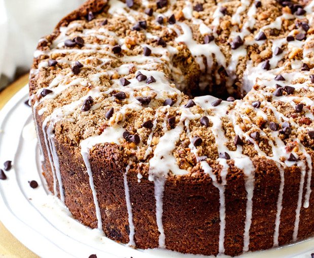 Breakfast Coffee Cake  50 Next Level Coffee Cakes Best Coffee Cake Recipes