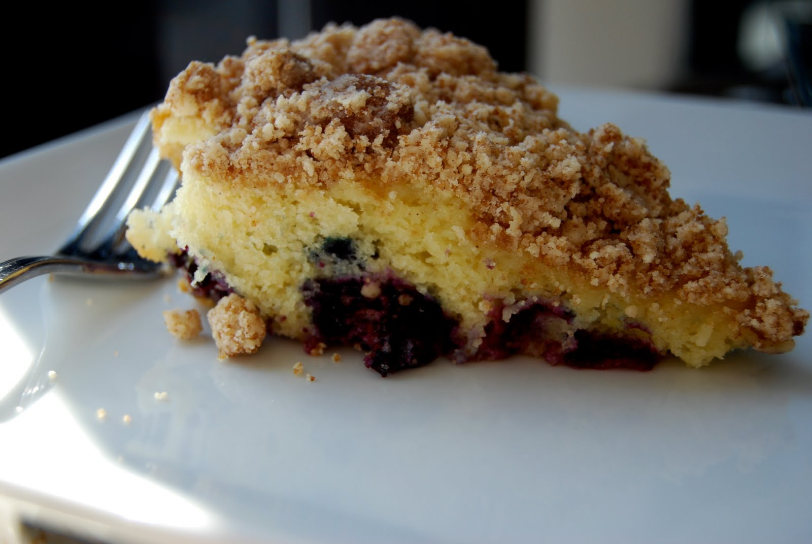 Breakfast Coffee Cake  hampton hostess EASTER BREAKFAST BLUEBERRY COFFEE CAKE