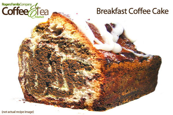 Breakfast Coffee Cake  Recipe of the Week