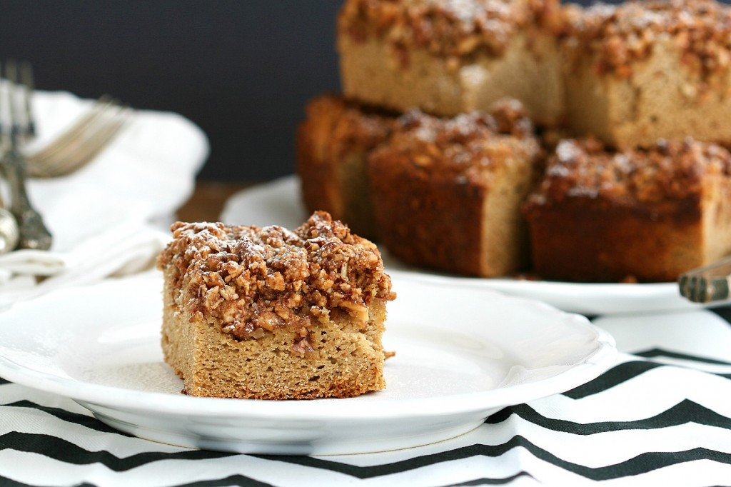 Breakfast Coffee Cake  Coffee Cake Gluten Free Grain Free Deliciously Organic
