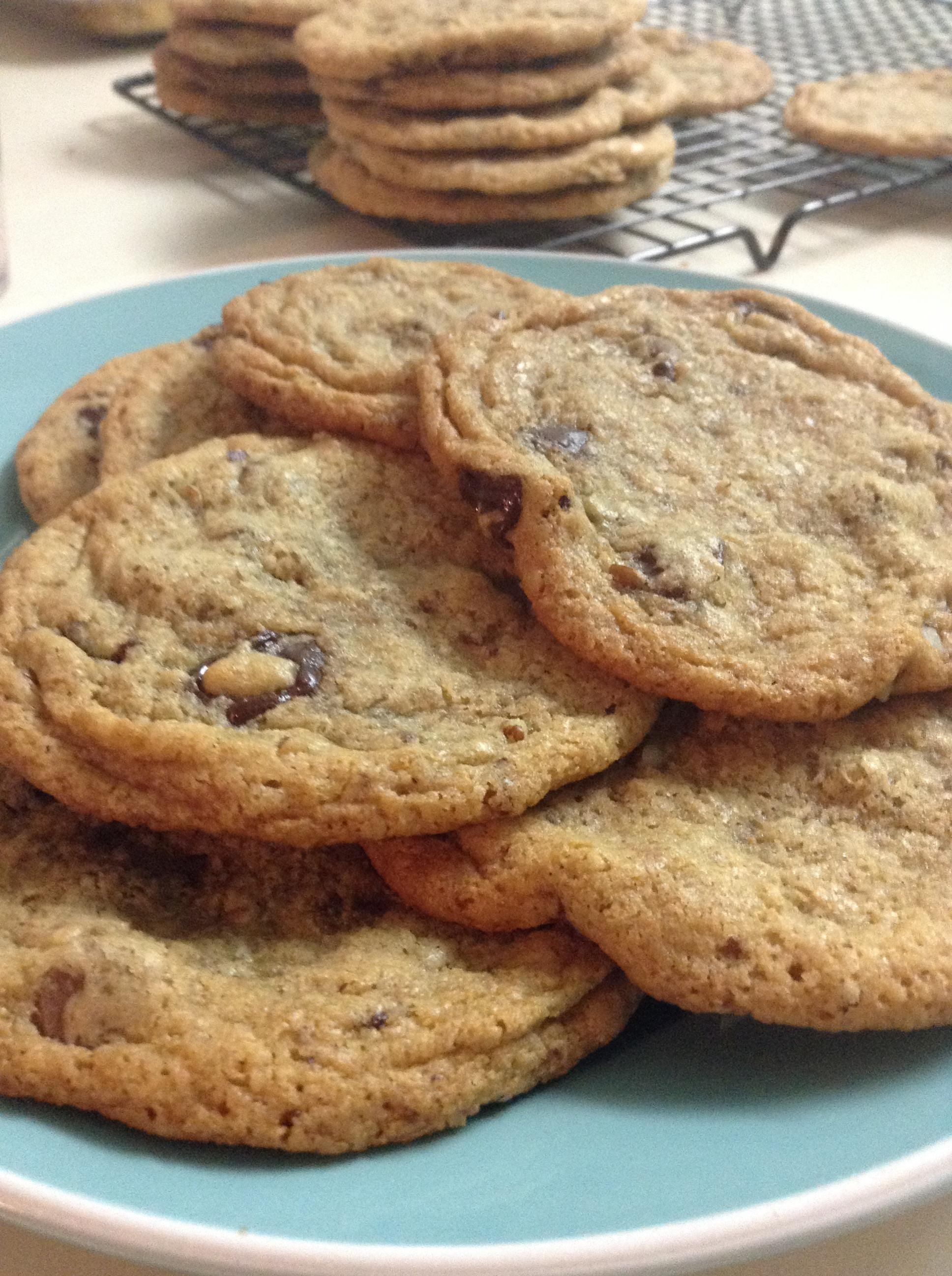Breakfast Cookies Pioneer Woman  Chocolate Chunk Cookies Pioneer Woman Style