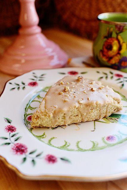 Breakfast Cookies Pioneer Woman  Maple Oat Nut Scones Recipe