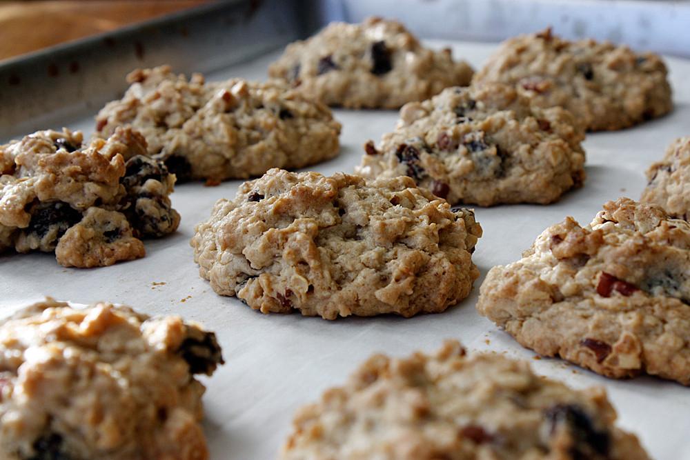 Breakfast Cookies Pioneer Woman  ree drummond oatmeal cookies