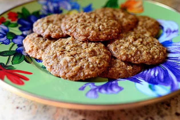Breakfast Cookies Pioneer Woman  Pioneer Woman Oatmeal Cookies Recipe Food Fanatic