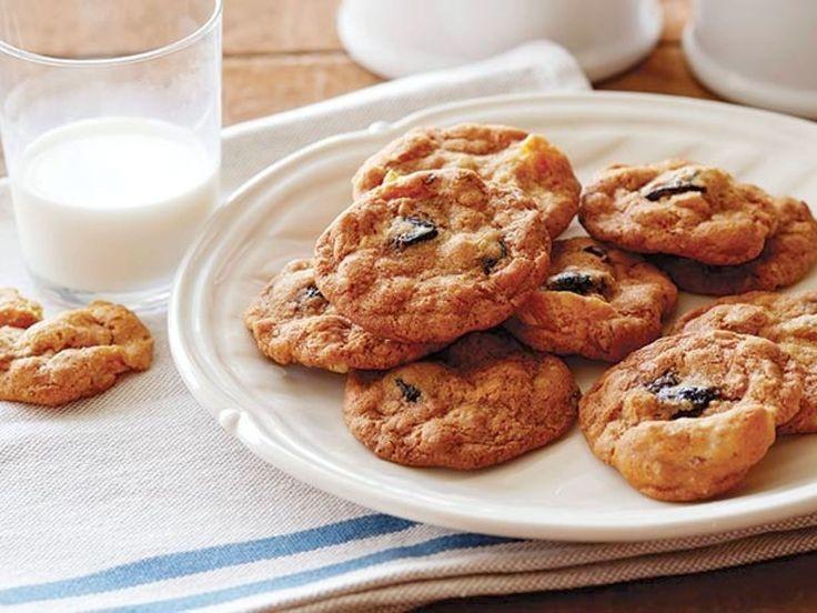 Breakfast Cookies Pioneer Woman  Everything Cookies True to their name The Pioneer Woman