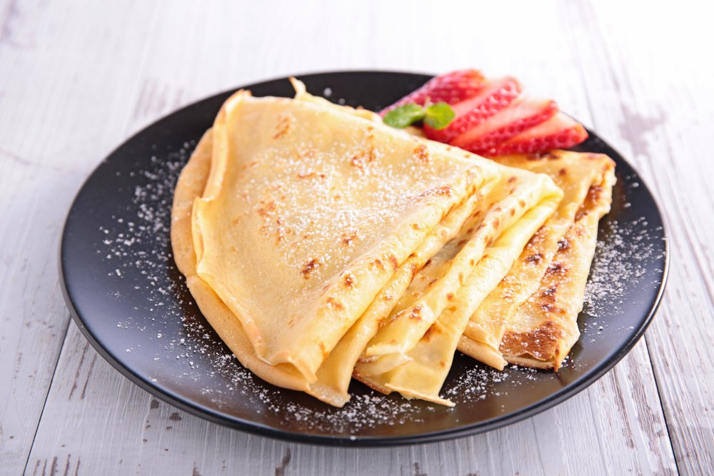 Breakfast Crepes Recipe  best breakfast crepes recipe
