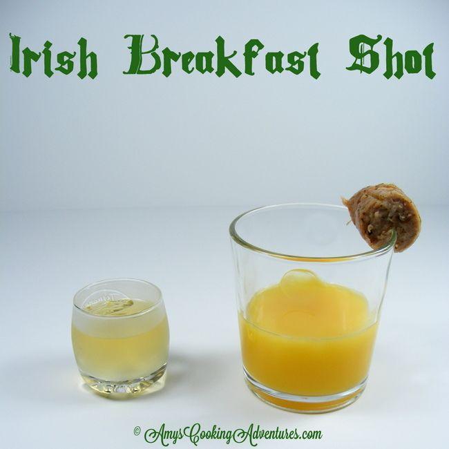 Breakfast Drinks Alcohol  Best 25 Breakfast shot ideas on Pinterest