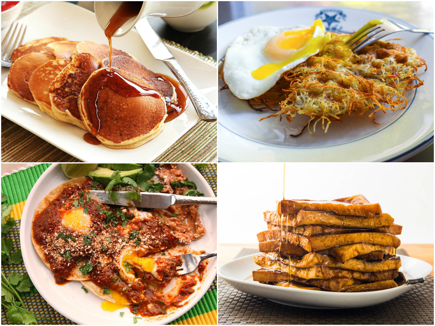 Breakfast Food Recipes  17 Easy Breakfasts to Feed a Crowd