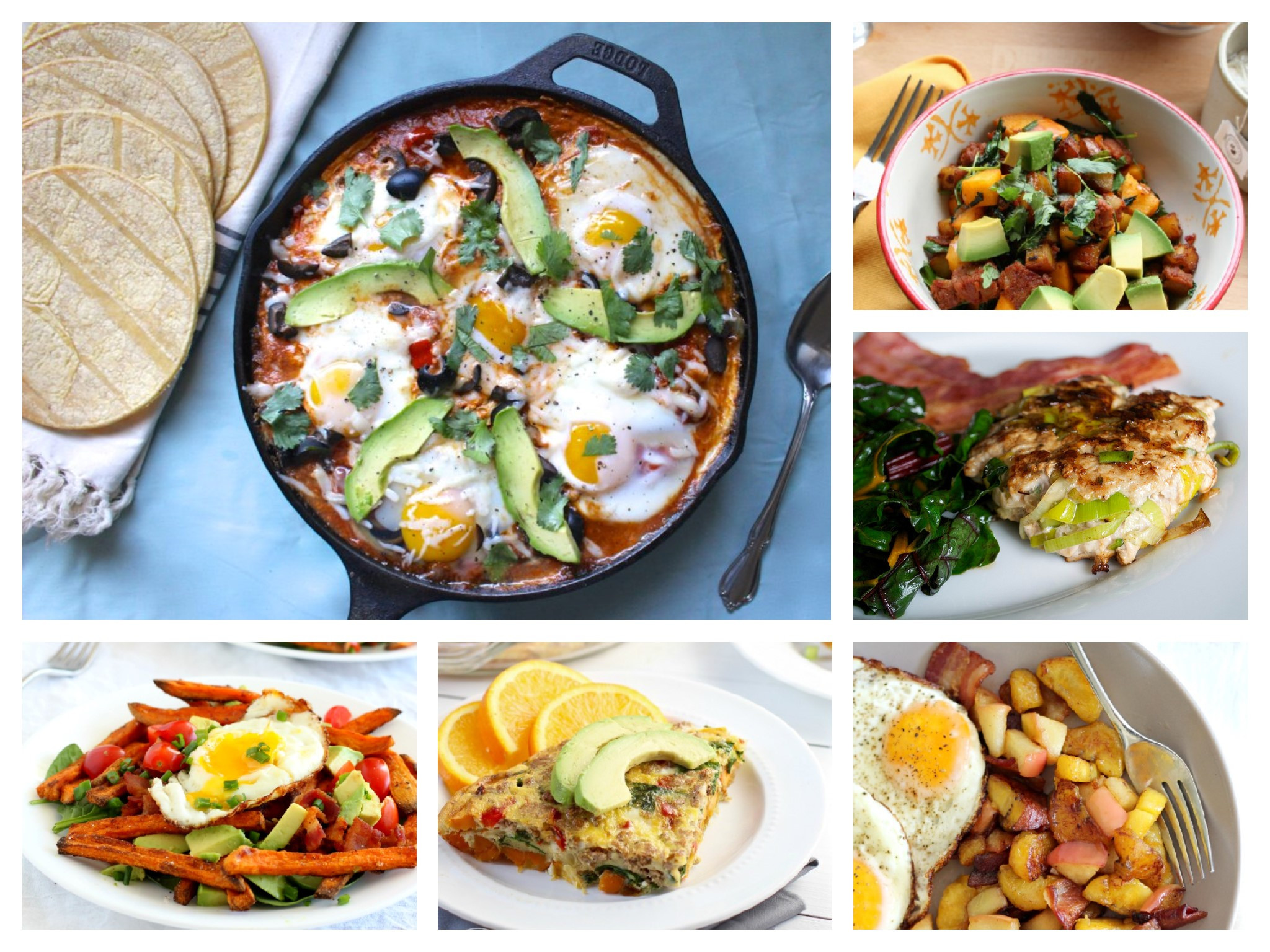 Breakfast Food Recipes  50 Scrumptious Whole30 Breakfast Recipes Oh Snap Let s