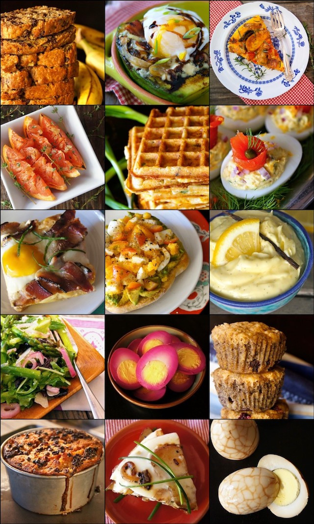 Breakfast Food Recipes  15 Over The Top Delicious Easter Brunch Menu Ideas