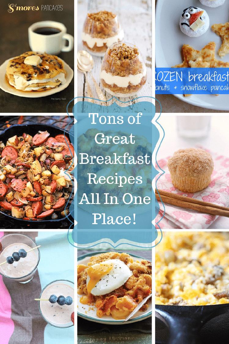 Breakfast For Dinner  Yummy Breakfast for Dinner Recipes