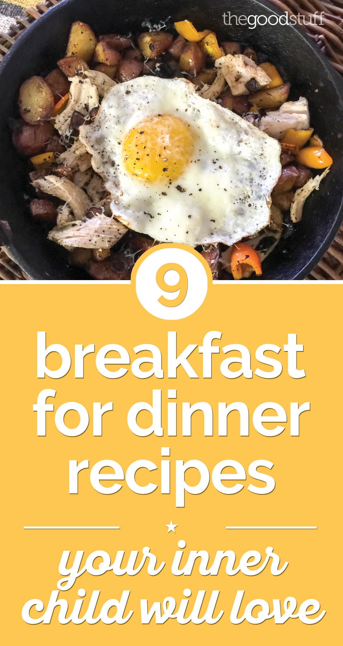 Breakfast For Dinner  9 Breakfast for Dinner Recipes Your Inner Child Will Love