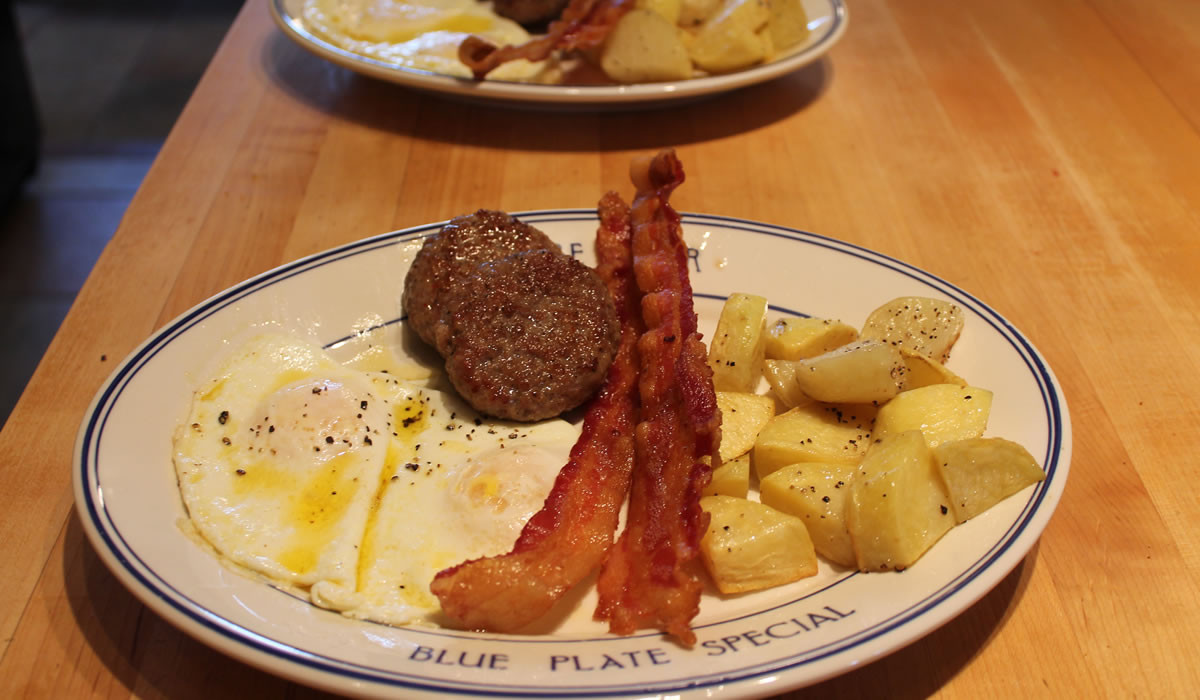 Breakfast For Dinner  Breakfast for Dinner Tim & Victor s Totally Joyous Recipes
