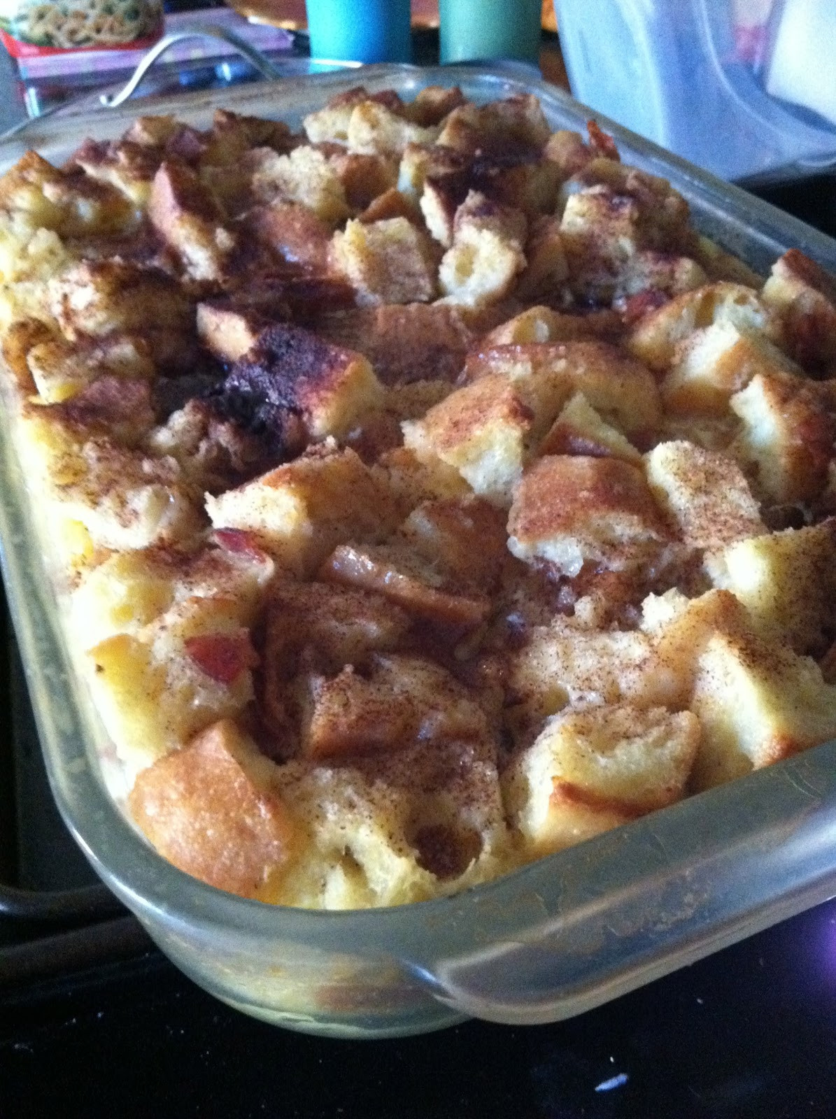 Breakfast French Toast Casserole  Jenny Mac s Lip Smack French Toast Casserole