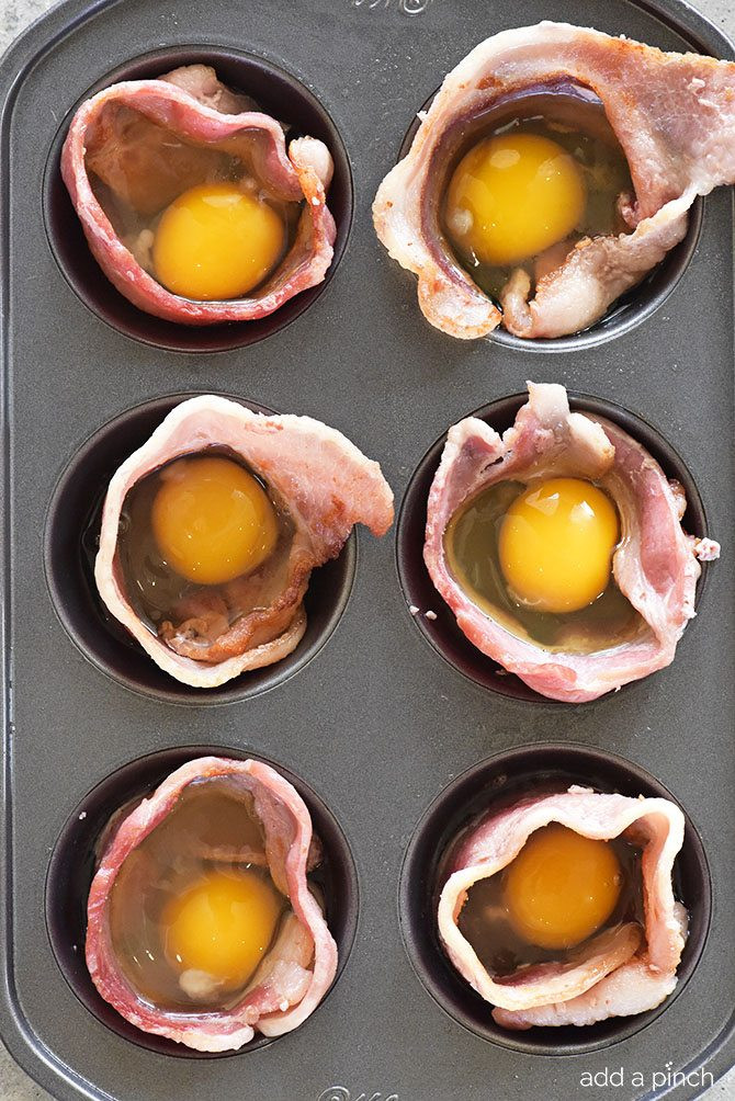Breakfast Ideas With Eggs And Bacon  7 Unique Recipes to Change the Way You Use Your Muffin Tin